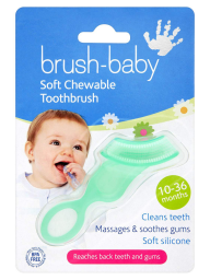 Brush-Baby™ - Chewable toothbrush