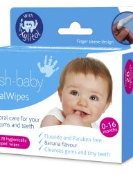 Teething Wipes