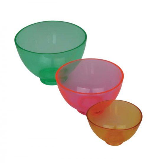 Mixing bowls and Spatula