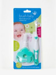 My FirstBrush & Teether Set