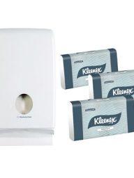 Kleenex Compact Towel Starter Pack