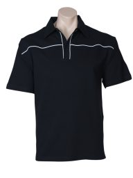 Mens Civic Cotton-Rich Polo