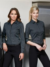 Reno Stripe Ladies Shirt